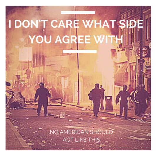 I DON_T CARE WHAT SIDE YOU AGREE WITH