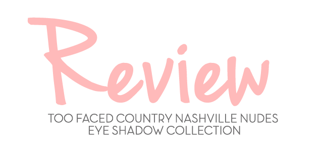 review nashville palette